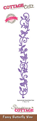 CottageCutz - Fancy Butterfly Vine - Elites  (sold individually)