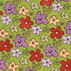 Deluxe Designs - Jazzberry Multi Flowers  (pack of 10)